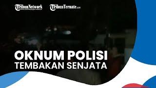 Oknum Polisi Tembakan Senjata ke Udara saat Kafe yang Didatanginya Dirazia oleh Satgas Covid-19