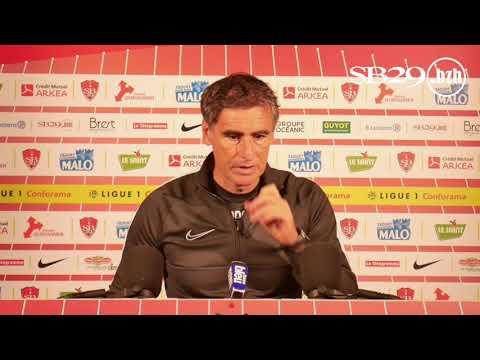 Nîmes - Brest | Conférence de presse d'avant-match