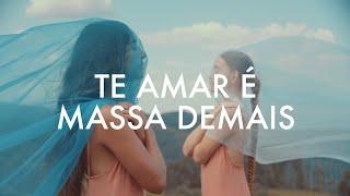 Anavitória - Te Amar É Massa Demais (visualizer)