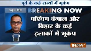 Myanmar Earthquake Of 67 Magnitude Rocks India Tremors Felt In Bihar WB Assam