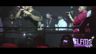 Flo Rida Performs Fresh I Stay For Dj Affects Birthday at Mansion