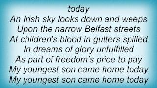Billy Bragg - Youngest Son Lyrics_1