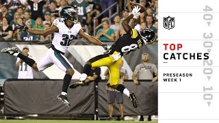 Top Catches of Preseason Wk 1   NFL 2018 Highlights