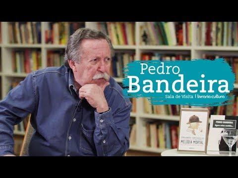 Sala de Visita - Entrevista com Pedro Bandeira