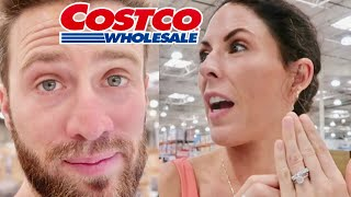 WEDDING RING SHOPPING AT COSTCO!!!