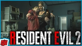 claire redfield resident evil 2 remake ending - TH-Clip