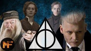 Albus Dumbledore & Gellert Grindelwald Origin/Relationship Explained