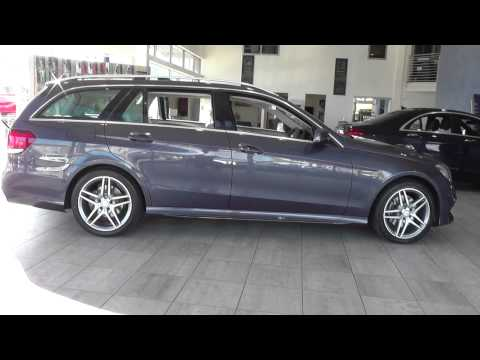 Mercedes-Benz E-Class Estate (Facelift 2013) E220 CDI AMG Sport U38774