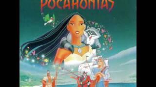 Pocahontas soundtrack- Mine Mine Mine