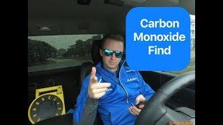 Carbon Monoxide Find