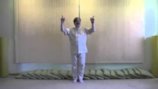 Видео Упражнения Ушу Цигун Цжоу Цаован