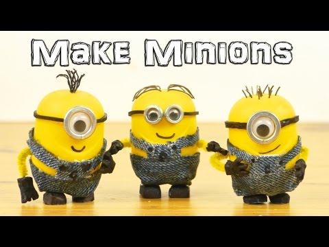 Πως να φτιάξετε Minions