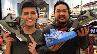 The Most Expensive Sneaker Collection IN THE WORLD! Big Boy Cheng! Part 2