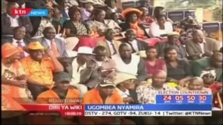 Darubini ya Siasa: Balozi Bethuel Kiplagat aaga akiwa na miaka 81 [Sehemu ya Kwanza] 7/14/2017
