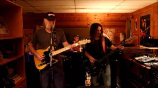 """tom petty cover""""saving grace""""performed by billybellband."""