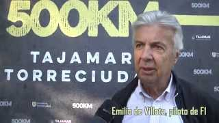 """Emilio Villota: """"Hacer deporte juntos ayuda a la comunicación padres-hijos"""""""