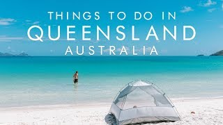 Things To Do in QUEENSLAND, AUSTRALIA   UNILAD Adventure