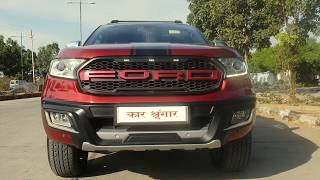Best Accessories for Ford Endeavour | Ford Endeavour Transformed
