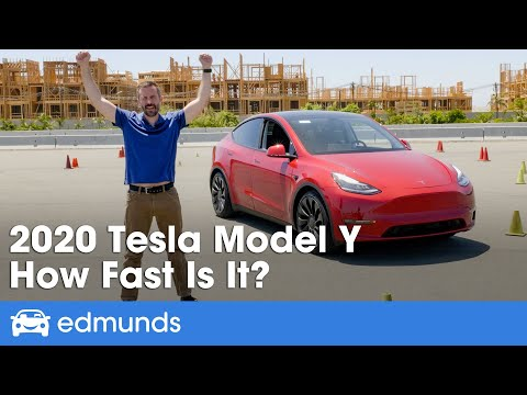 External Review Video XVDSds3FTxU for Tesla Model Y Electric Crossover