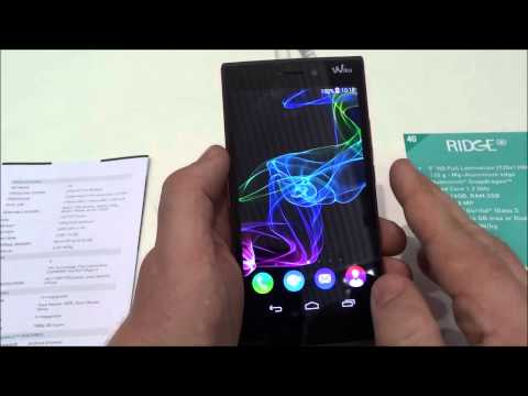 Wiko Ridge, video anteprima dal MWC 2015