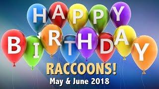 FHS May & June Birthdays 2018