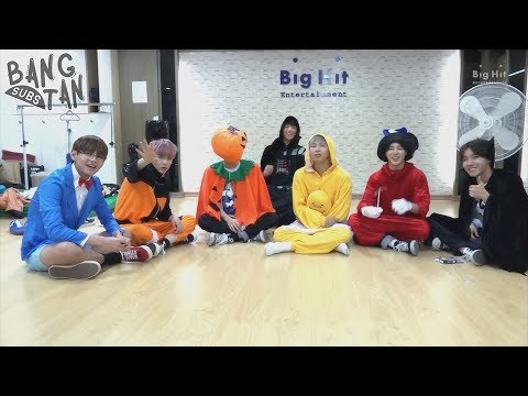 [ENG] 151105 [BTS in NAVER STAR CAST] Halloween party with BTS