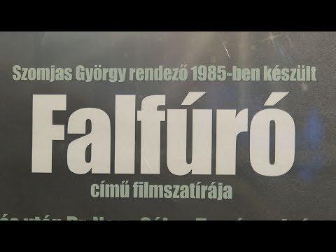 Filmvetítés a Tabánban - Falfúró - video preview image