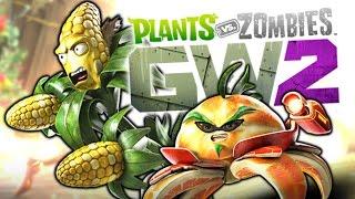 МЕСТЬ ОВОЩЕЙ! - Plants vs Zombies Garden Warfare 2