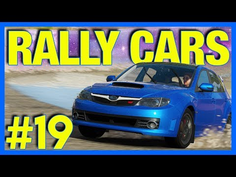 Forza Horizon 4 Let's Play : Not So Ultimate Rally Car!! (Part 19)