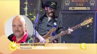 Hela hårdrocksvärlden sörjer- Motörheadstjärnan Lemmy Kilmister är död - Nyhetsmorgon (TV4)