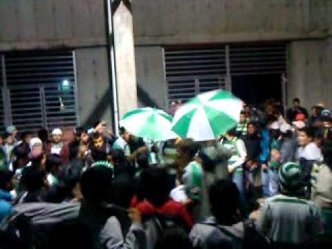 """""""Previa Noche Albiverde 2011"""" Barra: Los Devotos • Club: Deportes Temuco"""