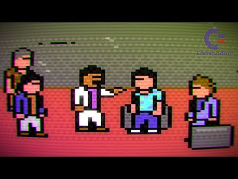 See Vice City's Final Mission, As Imagined On A Commodore 64