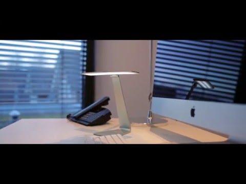 Gadgets Tipp | iCON LED Designer Tischlampe
