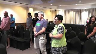 Palmerston North Engagement Hui - November 2017