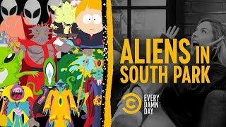 South Park's Best Alien Encounters