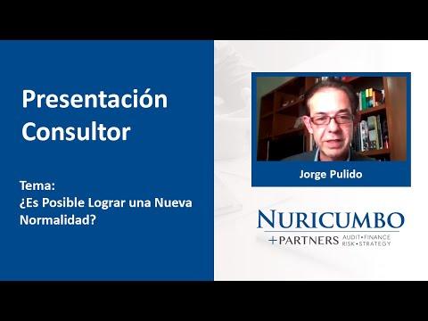 Cápsula de Presentación: Jorge Pulido