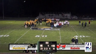 Football Sectional Pioneer vs South Newton