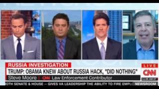 CNN Panel discussion on Trump