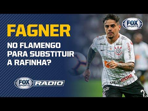 FAGNER, GUGA OU OUTRO? Quem vai substituir Rafinha no Flamengo? 'Fox Sports Rádio' debate