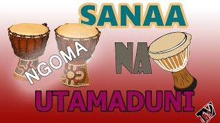 preview picture of video 'TV51 | Sanaa Na Utamaduni - Ngoma'