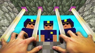 REALISTIC MINECRAFT - STEVE ESCAPES FROM PRISON 2! 🔫