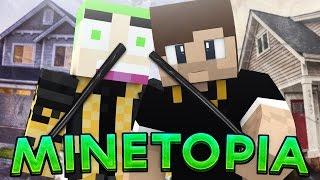 INBREKERS MEPPEN!? VILLA IS GEKOCHT! Minetopia #8