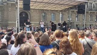 LEONIDEN FridaysforFuture Hamburg 24.05.2019   Freed From Desire Und Sisters