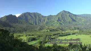 Go Tell It On The Mountain   - Christmas  - 4k video - Kauai Hawaii