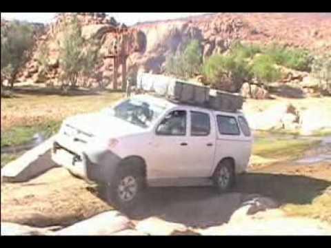 Namibia 4x4 - 2007