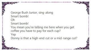 Chumbawamba - Smart Bomb Lyrics