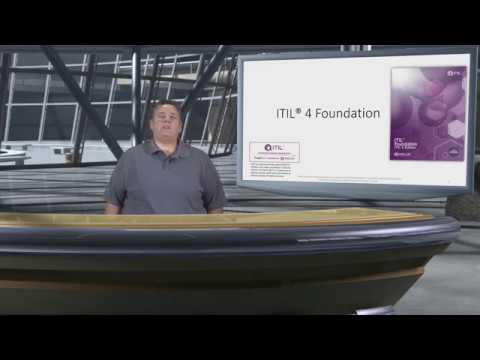 ITIL® 4 Foundation Certification Training: Course Introduction ...