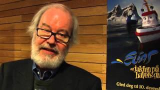 Ulstein X-BOW-skip i Elias-film