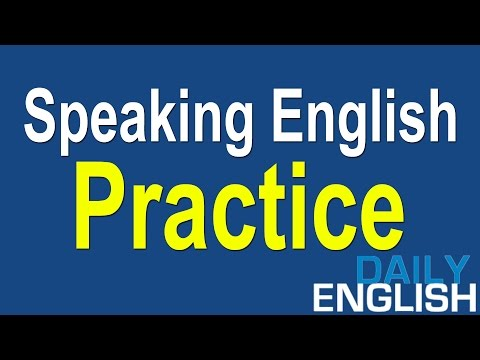 Download Speaking English Practice Conversation | Questions and Answers English Conversation With Subtitle Mp4 HD Video and MP3