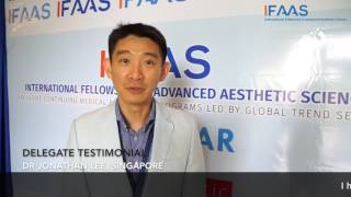 <Video> Why you should attend IFAAS trainings? -Testimonials from your colleagues